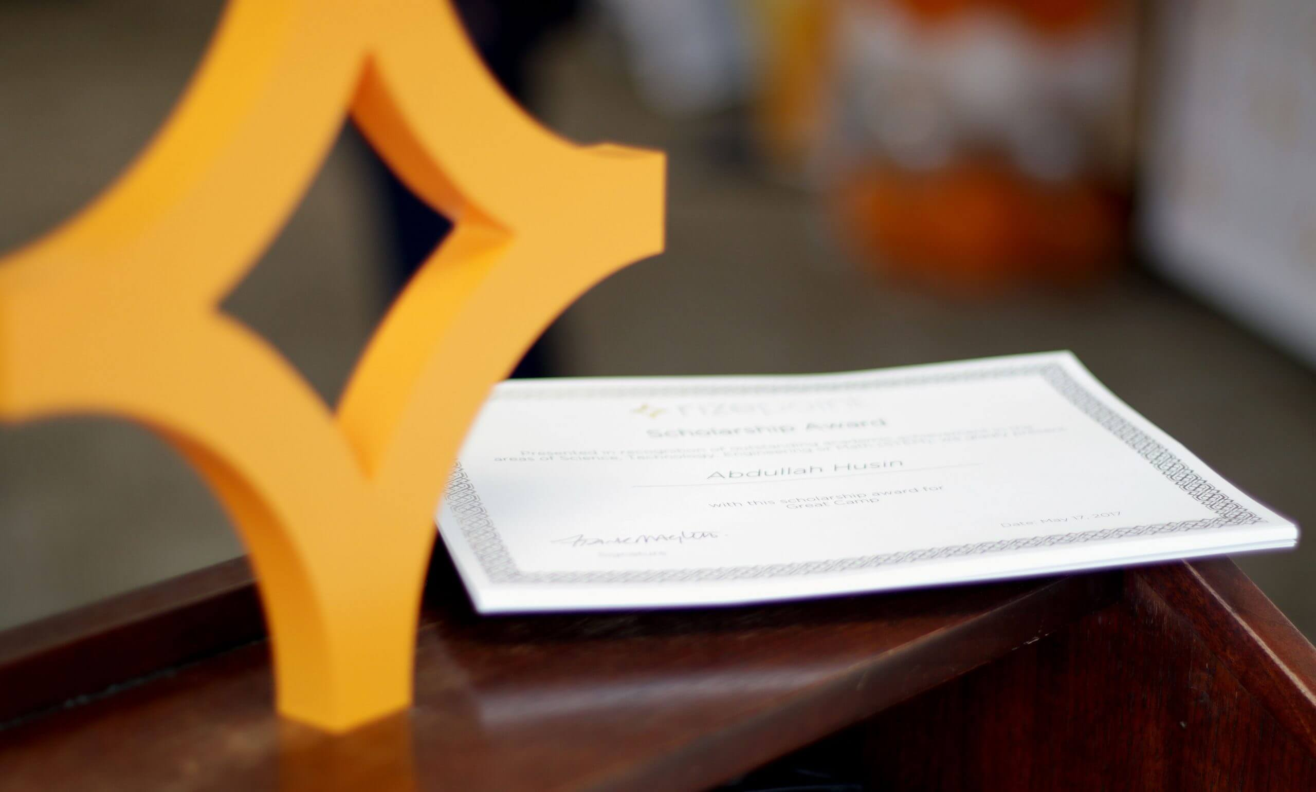 RizePoint Wins Apex Award for STEM Programs