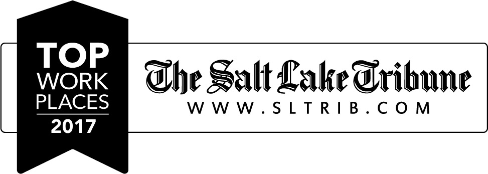 Logo for The Salt Lake Tribune 2017's Top Work Places