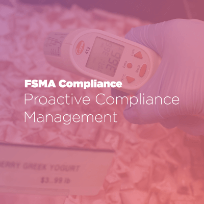 FSMA Compliance Solutions