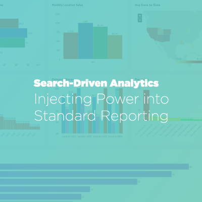 Search-Driven Analytics