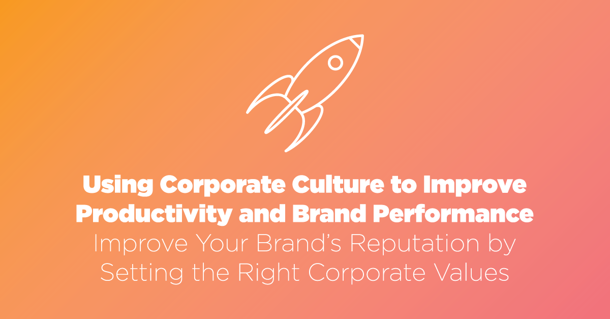 Corporate Culture Brand Performance