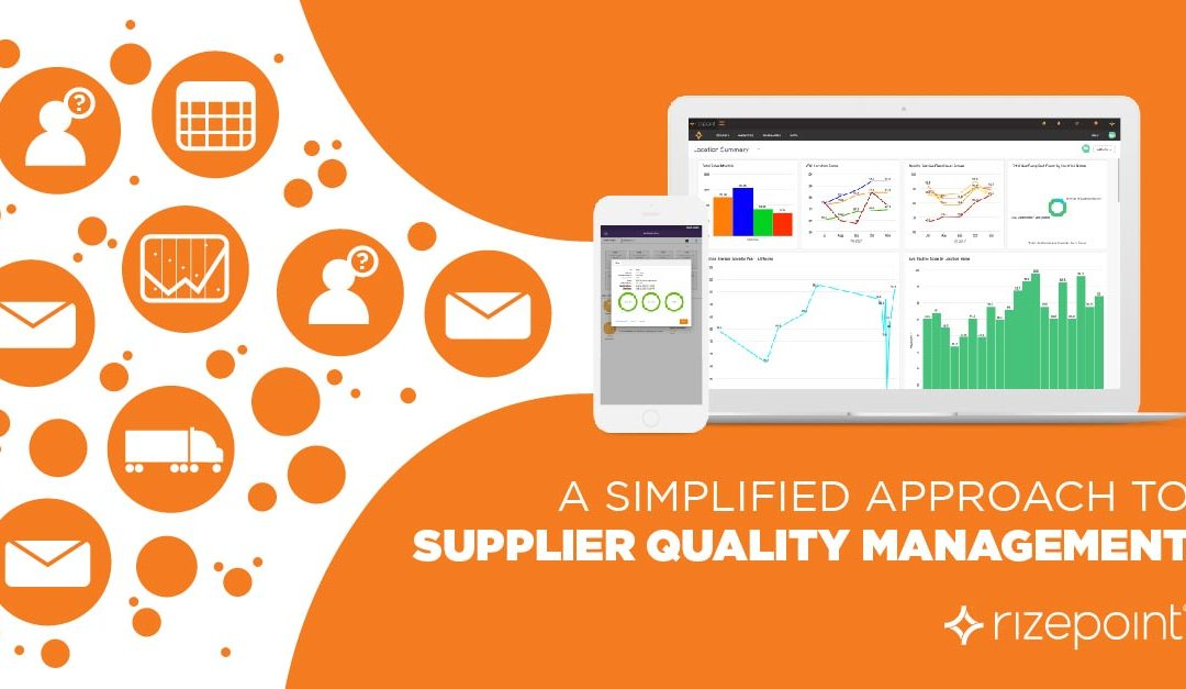 A Simplified Approach to Supplier Quality Management