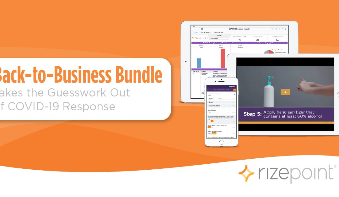 Back-to-Business Bundle Takes the Guesswork Out of COVID-19